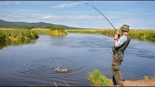 Ловля рыбы на мормышку коза
